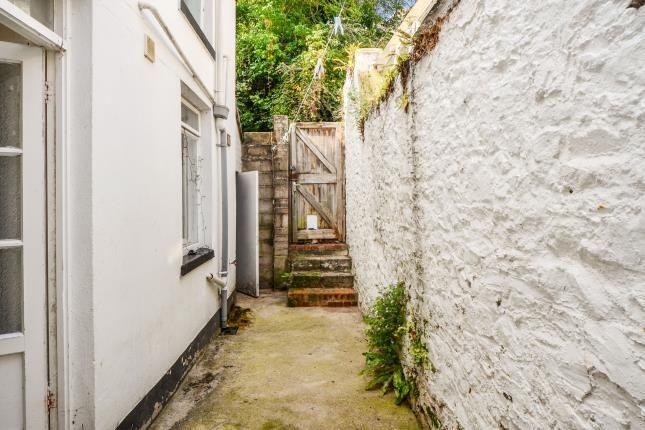 Courtyard of Ellacombe Road, Torquay TQ1