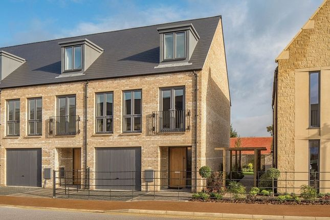 Terraced house for sale in Hinksey Townhouse, Wolvercote Mill, Mill Road, Wolvercote, Oxford
