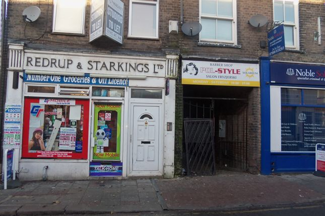 Thumbnail Studio to rent in High Town Rd, Luton