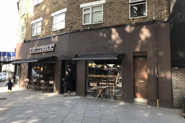 Thumbnail Restaurant/cafe to let in 121-123 Mare Street, Hackney, London