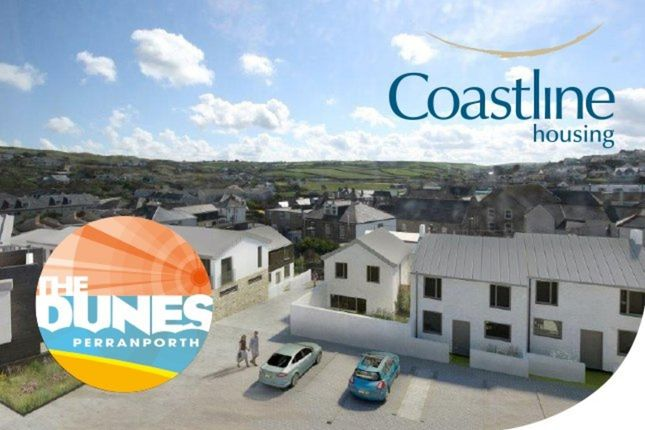 Thumbnail End terrace house for sale in Ponsmere Road, Perranporth