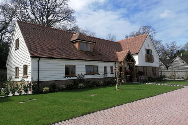 Thumbnail Detached house for sale in Stockland Lane, Hadlow Down, Uckfield