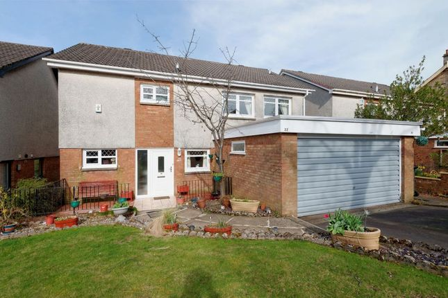Thumbnail Detached house for sale in 32 Potterhill Avenue, Paisley