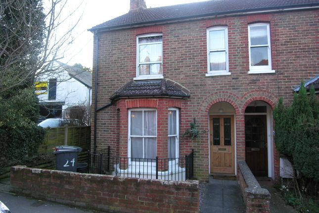 Thumbnail Semi-detached house to rent in St. Georges Road, Farnham