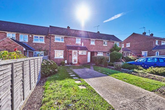 Thumbnail Terraced house for sale in Cavan Drive, St. Albans, Hertfordshire