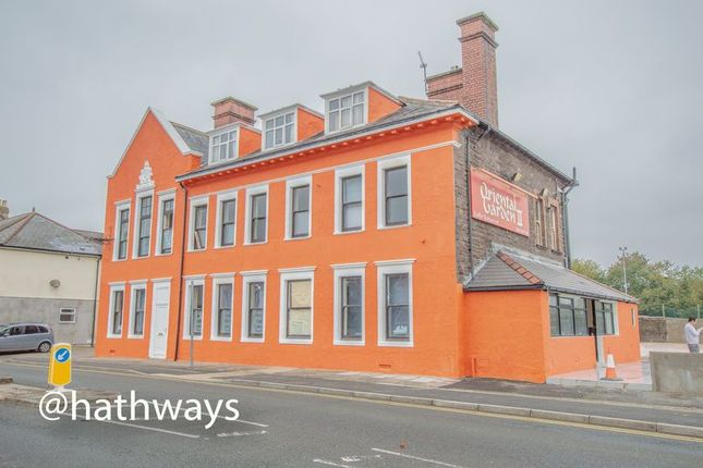 Thumbnail Commercial property to let in Station Road, Pontnewydd, Cwmbran