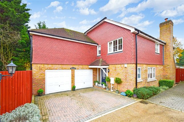 4 bed detached house for sale in London Road, West Kingsdown, Sevenoaks TN15