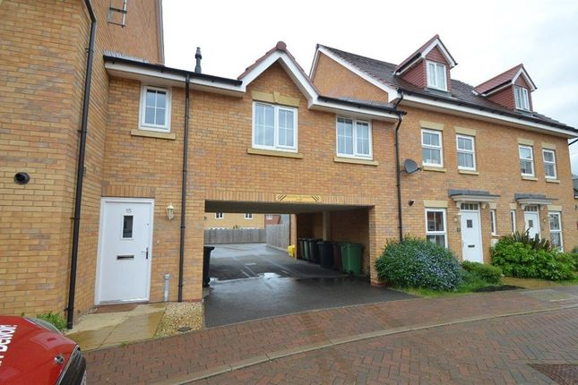 Thumbnail Maisonette to rent in Caithness Close, Orton Northgate, Peterborough
