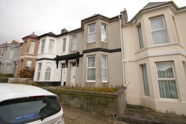 Thumbnail Room to rent in Baring Street, Plymouth