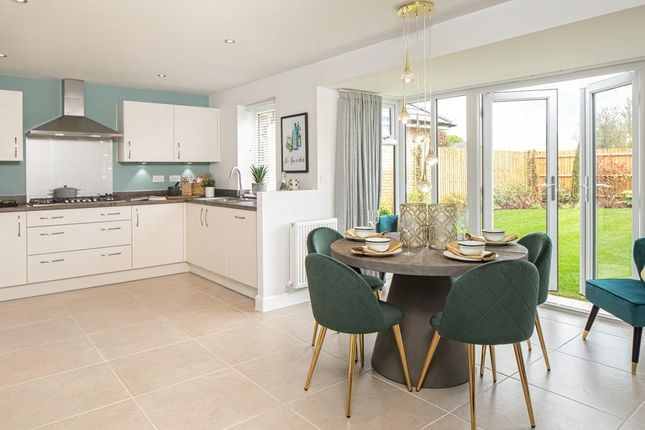 """Thumbnail Detached house for sale in """"Holden"""" at Popes Piece, Burford Road, Witney"""