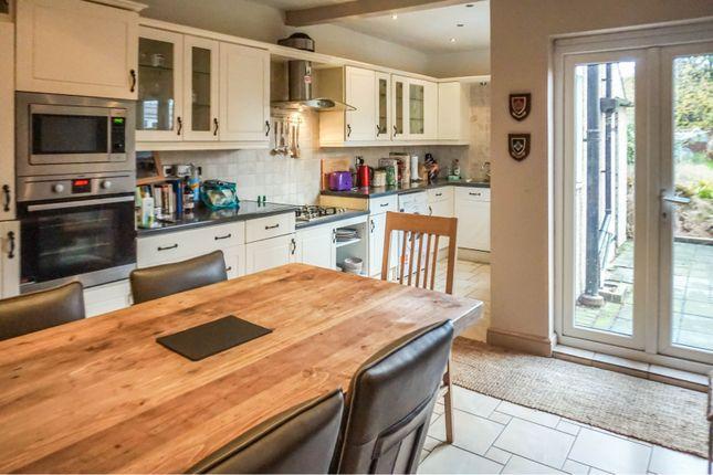 2 bed semi-detached house for sale in Sleetmoor Lane, Somercotes, Alfreton DE55