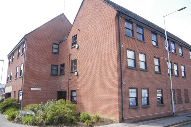 Thumbnail Flat for sale in Orchard Street, Norwich