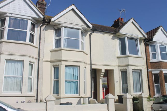 3 bed terraced house for sale in Reginald Road, Bexhill-On-Sea