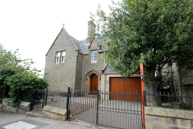 Thumbnail Detached house for sale in Castlehill Road, Forres