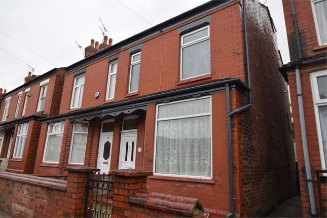 Thumbnail Semi-detached house to rent in Petersburg Road, Stockport, Cheshire