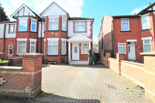 Thumbnail Semi-detached house to rent in St Mary's Hall Road, Manchester