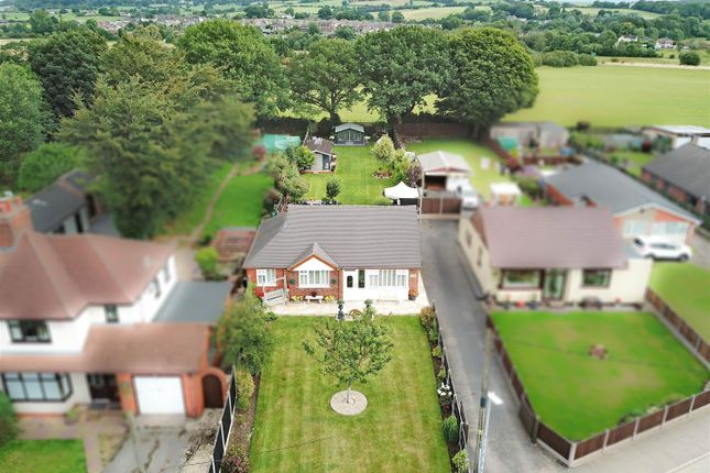 Thumbnail Detached bungalow for sale in The Wood, Longton, Stoke-On-Trent