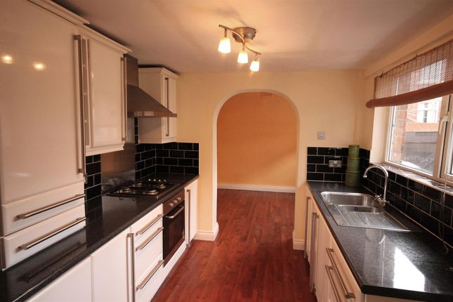 Thumbnail End terrace house for sale in Rosemount Road, South Church, Bishop Auckland