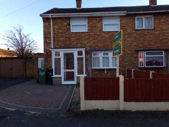 Thumbnail Semi-detached house for sale in Rugeley Avenue, Willenhall, West Midlands