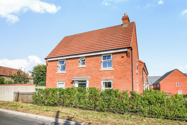 Thumbnail Semi-detached house for sale in Dragonfly Close, Frome