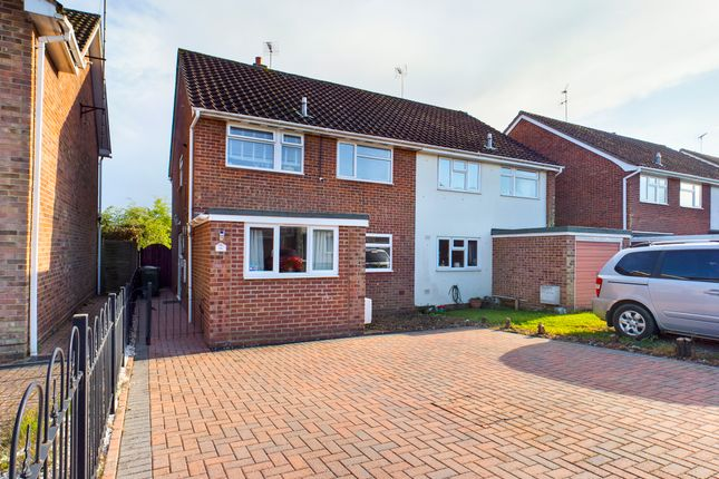 Thumbnail Semi-detached house for sale in Newnham Close, Braintree