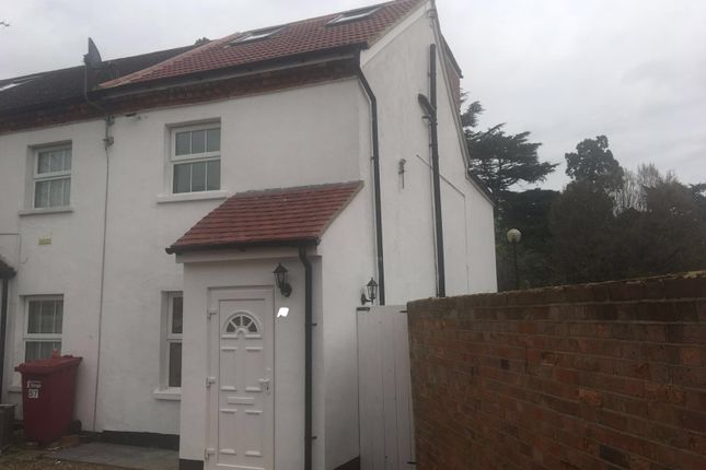 Thumbnail End terrace house to rent in Upton Road, Slough