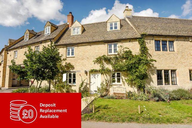 Thumbnail Cottage to rent in Church Lane, Cassington