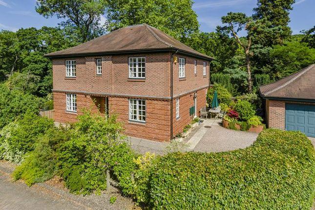 Thumbnail Detached house for sale in 1 Cedar Court, Upper Hall Estate, Worcester Road, Ledbury, Herefordshire