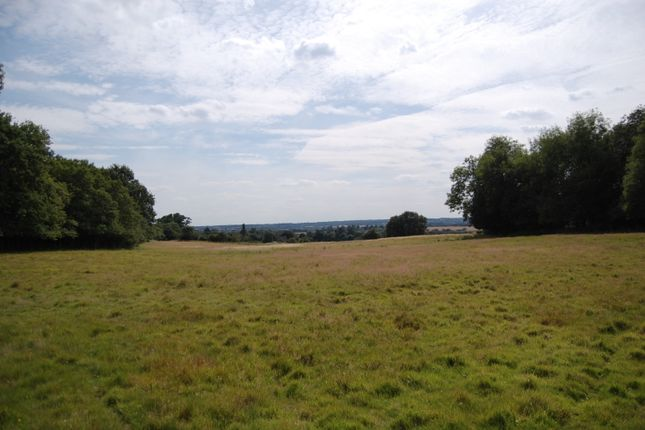 Thumbnail Land for sale in Wickham Hall Lane, Wickham Bishops, Witham