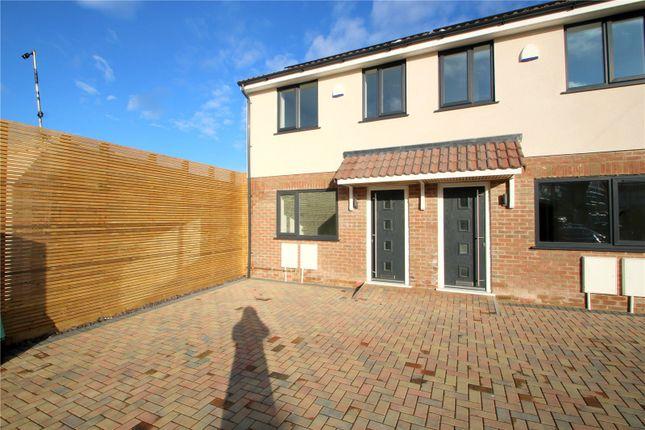 Thumbnail Semi-detached house to rent in Alderney Avenue, Brislington