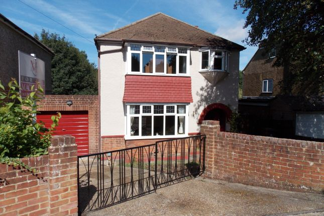 Detached house for sale in Cross Way, Rochester