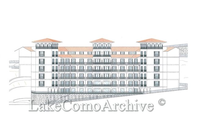 Thumbnail Commercial property for sale in Menaggio, Lake Como, Italy