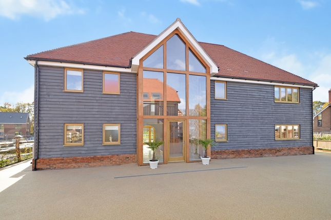 Thumbnail Detached house for sale in Boughton Park, Grafty Green, Maidstone, Kent