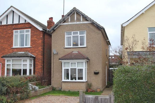 Thumbnail Detached house for sale in King Harold Road, Colchester