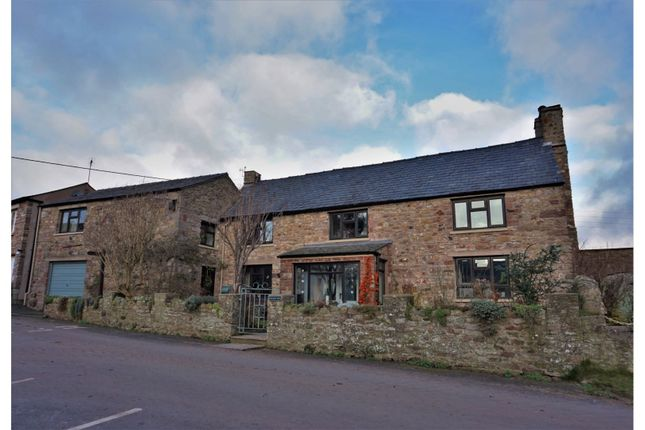 Thumbnail Detached house for sale in Church Brough, Kirkby Stephen