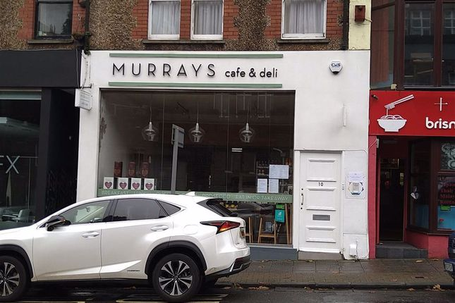 Thumbnail Restaurant/cafe to let in Park Row, Clifton, Bristol