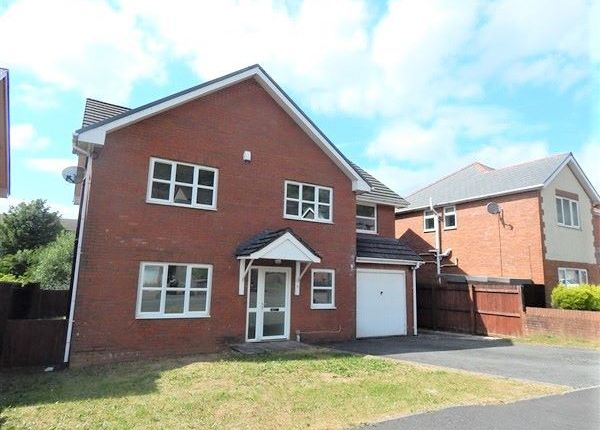 Thumbnail Detached house for sale in Beech Tree Crescent, Tanglewood, Blaina