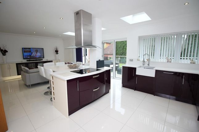 Thumbnail Detached house for sale in Harding Grove, Stone, Staffs