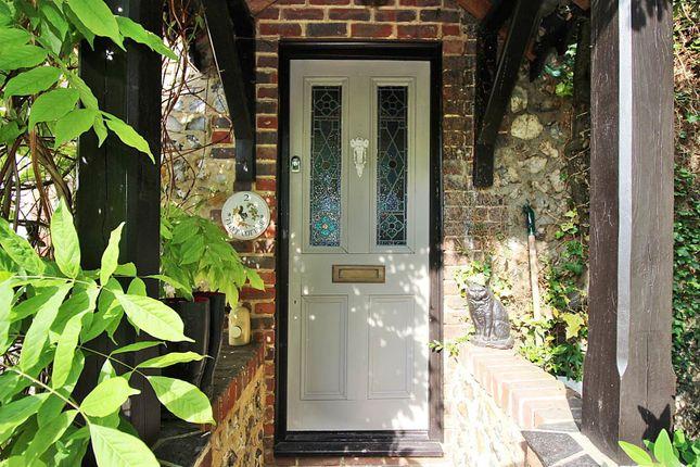 Frontdoor of Inglewood Gardens, North Orbital Road, St.Albans AL2
