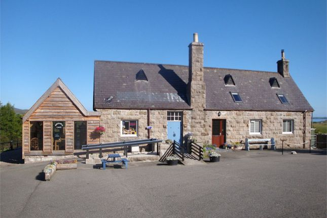Thumbnail Detached house for sale in Woodend, Tongue, Lairg