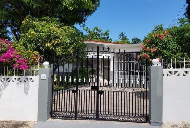 Detached house for sale in Montego Bay, Saint James, Jamaica