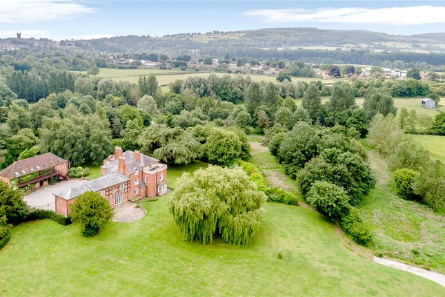Thumbnail Detached house for sale in Fishmore, Ludlow, Shropshire