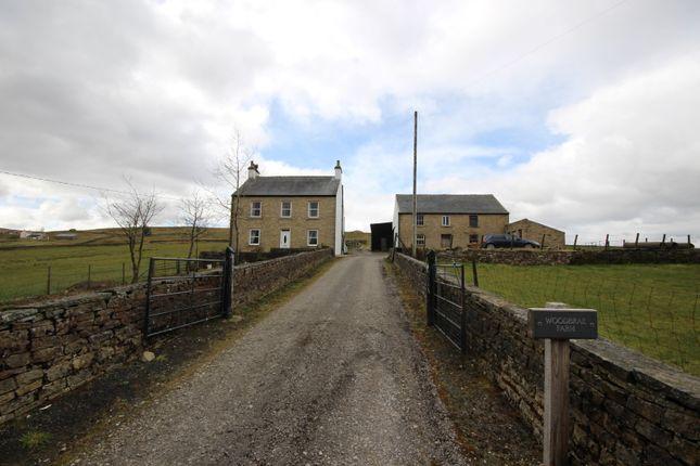 Thumbnail Farmhouse for sale in Nenthead, Alston