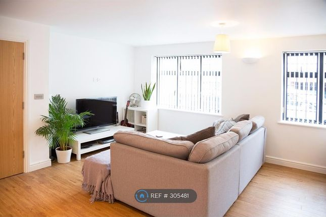 Thumbnail Flat to rent in West Way, Petts Wood, Orpington