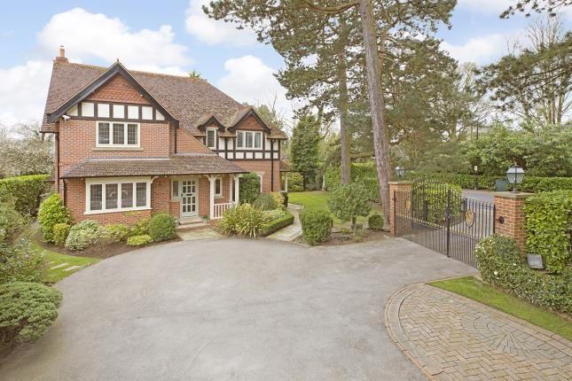 Thumbnail Detached house for sale in Rossett Green Lane, Harrogate, North Yorkshire, .