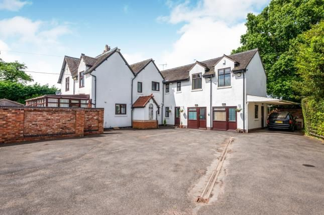 Thumbnail Detached house for sale in Old Vicarage Lane, Dunston, Stafford, Staffordshire