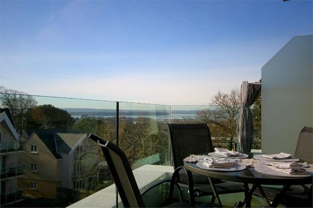 Thumbnail Town house for sale in Windsor Road, Lower Parkstone, Poole
