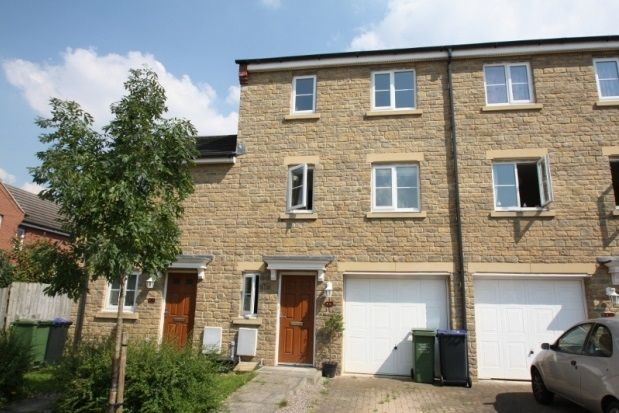 Thumbnail Terraced house to rent in Middle Leaze, Allington, Chippenham