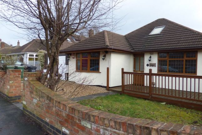 Thumbnail Detached bungalow for sale in Wayside Drive, Thurmaston