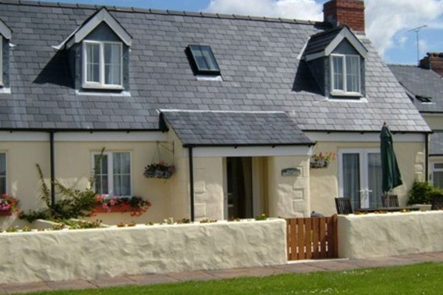 Thumbnail Cottage to rent in Fuschia Cottage, Lillimoor Farm, St Florence, Tenby